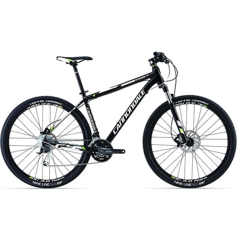 Cannondale 2013 Trail SL 29er 4 Hardtail MTB Bike