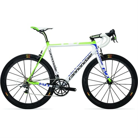 Cannondale 2013 SuperSix EVO Hi-mod Team Road Bike