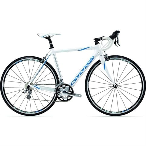 Cannondale 2013 SuperSix Tiagra W Road Bike