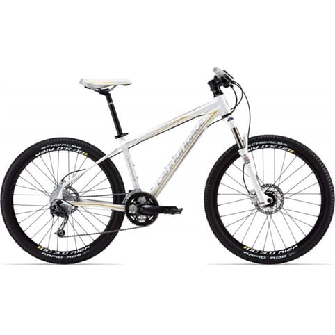 Cannondale 2013 Trail SL W 3 Hardtail MTB Bike