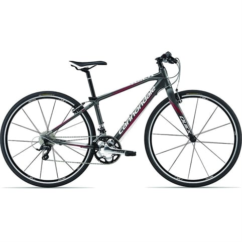 Cannondale 2013 Quick SL 2 W Hybrid Bike