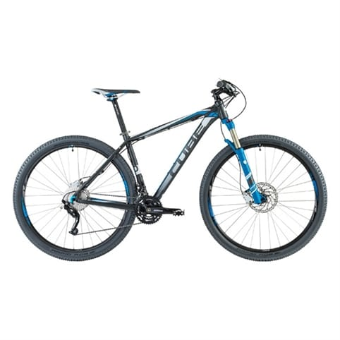 Cube 2013 LTD Pro 29er Hardtail MTB Bike