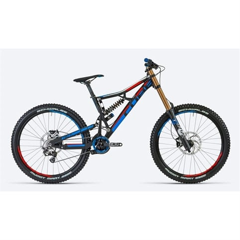 Cube 2013 Two15 SL Full Suspension FR/DH Bike