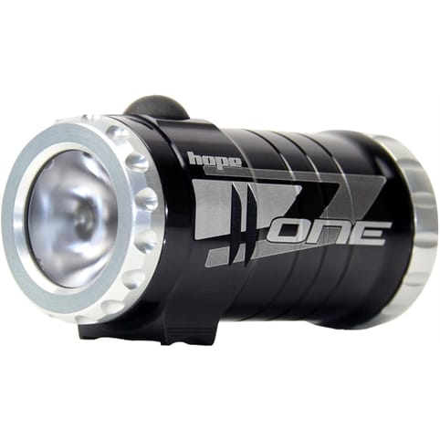 Hope Vision 1 LED Front Light (inc Batteries & Charger)