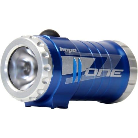 Hope Vision 1 Led Front Light Batteries Amp Charger All