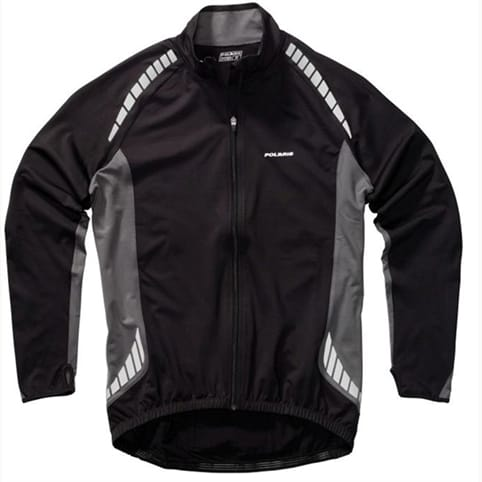 Polaris Niteride II Windproof Cycling Jersey