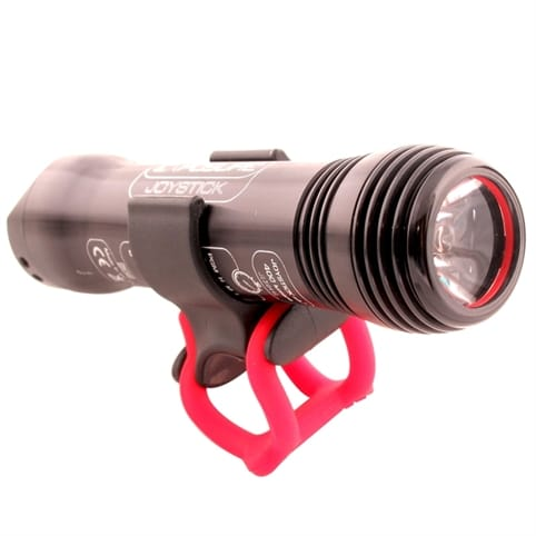 Exposure Joystick Mk7 Bike Light with Handlebar Mount and Flare 2013
