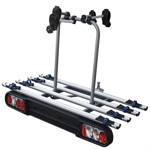 Menabo Race 4 Bike Tow Ball Cycle Rack