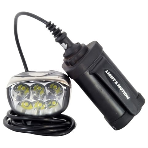 Light and Motion Seca 1700 Front Light