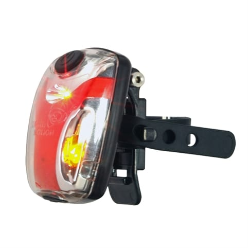 Light and Motion Vis 180 Micro Rear Light- Helmet Mounted