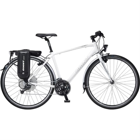 Giant 2012 Escape Hybrid 1 Electric Bike **EX DEMO**