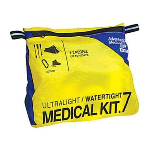 Adventure Medical Kits Ultralight and Watertight 7 First Aid Kit