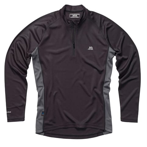 Polaris BL Zip Long Sleeve Base Layer