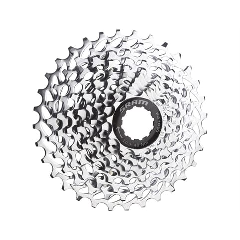 SRAM PG1050 10-SPEED CASSETTE *