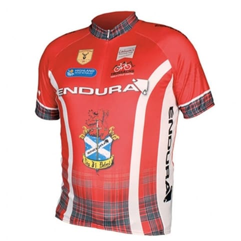 Endura  CoolMax Clan Jersey