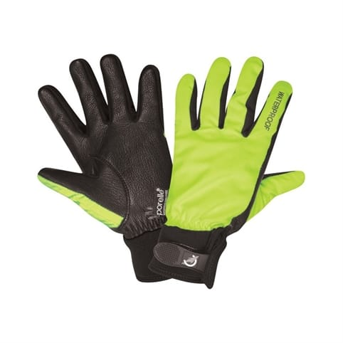 SealSkinz All Season Hi Viz Gloves
