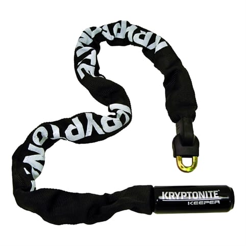 KRYPTONITE KEEPER 785 INTEGRATED CHAIN 7 MM x 85 CM
