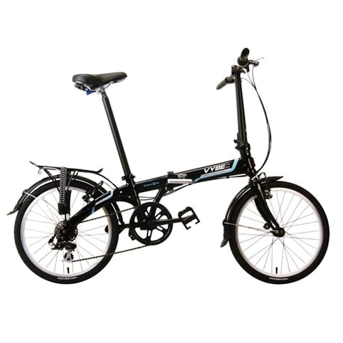 Dahon 2013 Vybe C7A Folding Bike