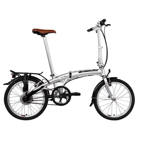 Dahon 2013 Mu N360 Folding Bike