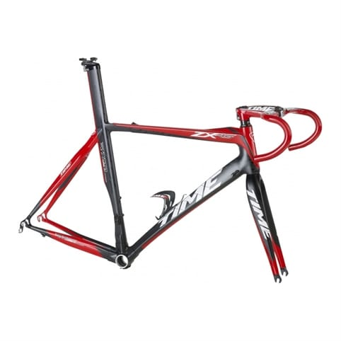 Time 2013 ZXRS Frameset (Black Label Red/Black)