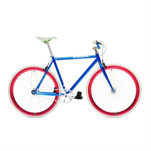 Create 2013 Blue/Magenta Fixed Gear & Single Speed Bike