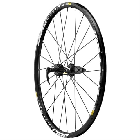 Mavic 2013 Crossride Disc Centre Lock Rear Wheel