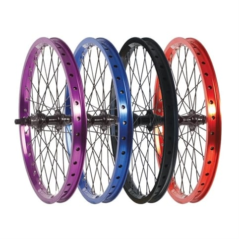 Gusset Trix Cassette Rear Wheel
