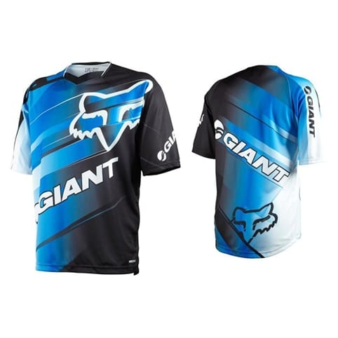 Fox Giant Demo Short Sleeve Jersey