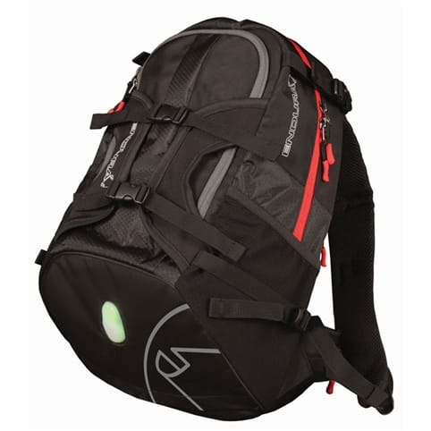Endura Backpack 25L with Luminite LED