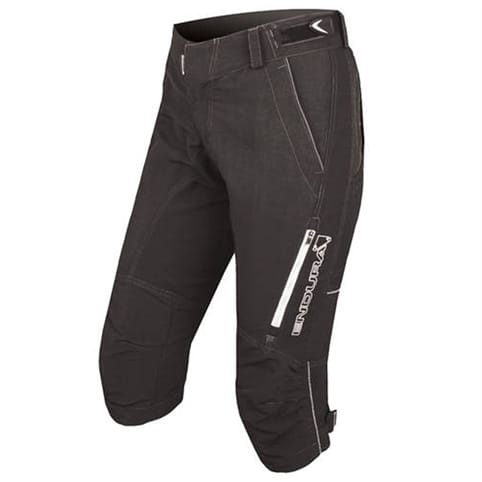 Endura Singletrack II 3/4 Baggy Shorts Womens
