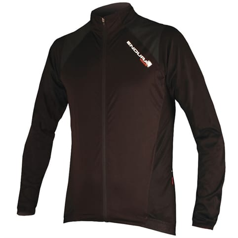 Endura MTR Windproof Long Sleeve Cycling Jersey
