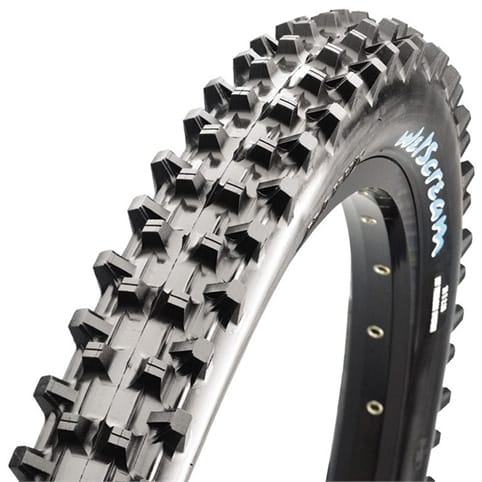 Maxxis WetScream DH Tyre - Dual Ply 60a
