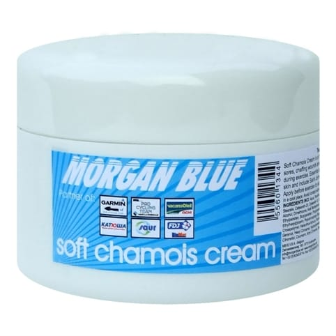 Morgan Blue Chamois Cream - Soft