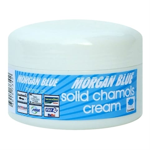 Morgan Blue Chamois Cream - Solid