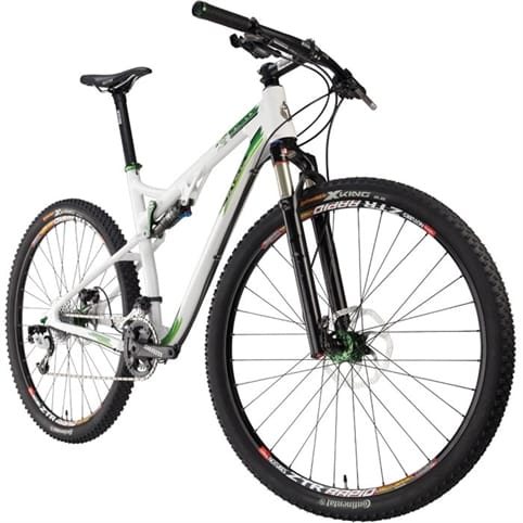 Salsa 2013 Spearfish 2 Full-suspension 29er MTB Bike