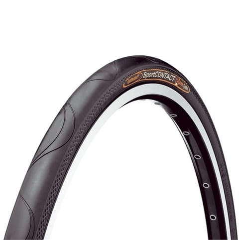 Continental Sport Contact Commuter Tyre - 26x1.9""