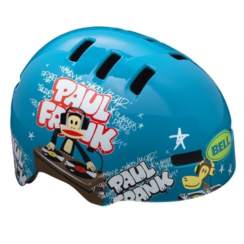 Bell Fraction Paul Frank Kids Helmet 2013