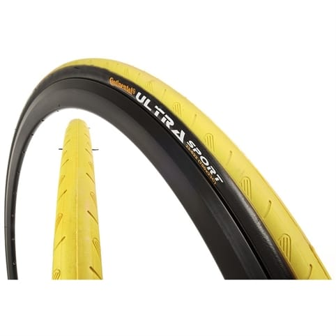 Continental Ultra Sport Coloured Folding Tyre