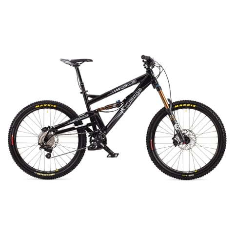 Orange 2014 Alpine 160 RS Full Suspension MTB Bike