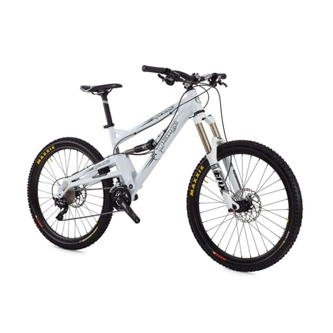 Orange 2014 Alpine 160 AM Full Suspension MTB Bike
