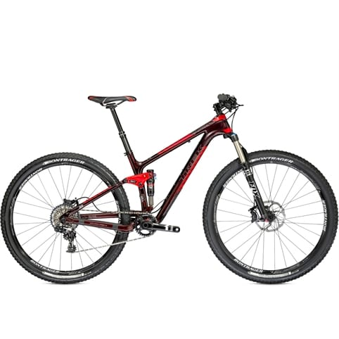 Trek 2014 Fuel EX 9.8 29er Full Suspension MTB Bike