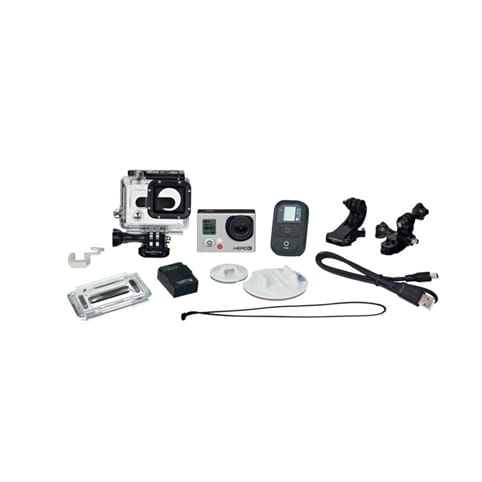 GoPro HERO3 Black Surf Edition