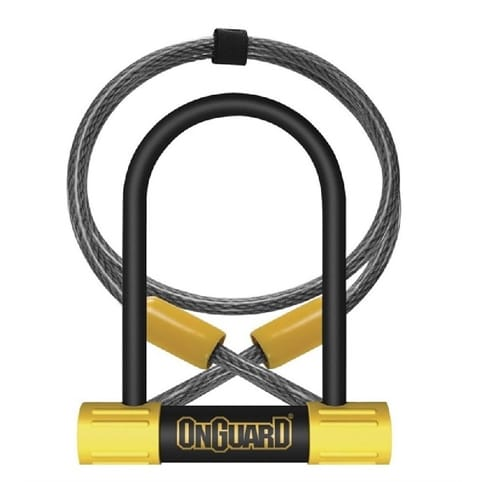OnGuard Bulldog MINI DT Lock with Cable