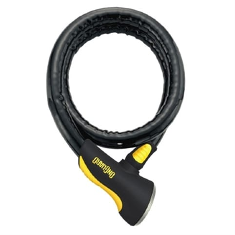 OnGuard Rottweiler Armoured Cable Lock -180cm