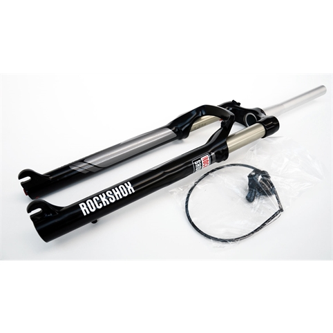 "RockShox Reba RL 100mm 9QR 26"" Tapered Suspension Fork"