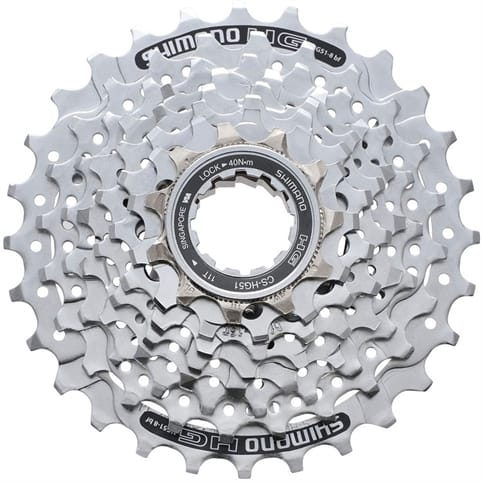 Shimano CS-HG51 8-Speed Cassette