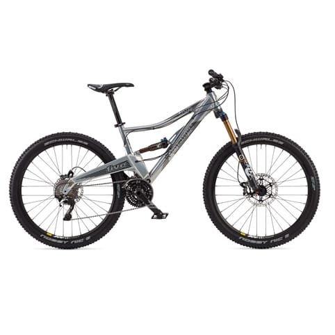 Orange 2014 Five SE Full Suspension MTB Bike
