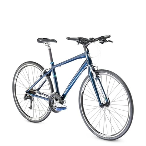 Trek 2014 7.4 FX WSD Hybrid Bike