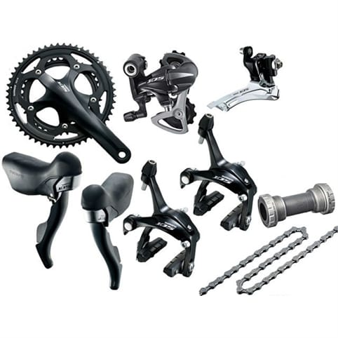 Shimano 105 5700 Triple Groupset (OE)