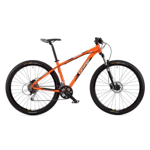 Orange 2014 Clockwork 29er MTB Bike